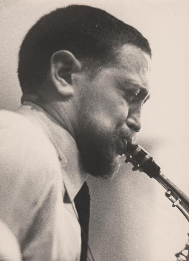 Роман Кунсман, 1965 (фото © Михаил Кулль)