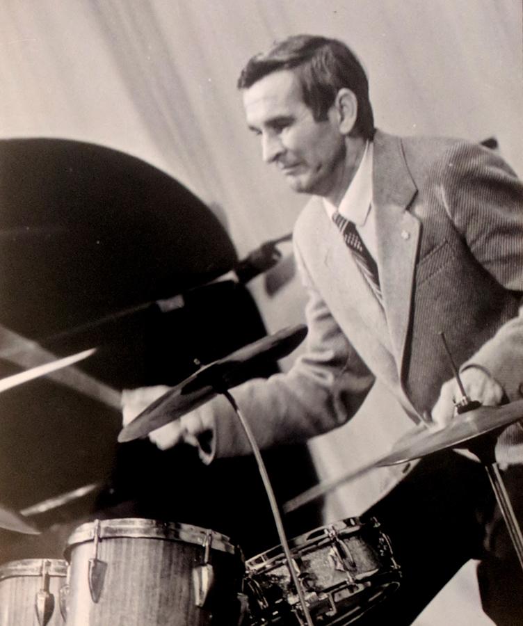 Вольдемар Лакреев, 1983 (фото В.Лучина)