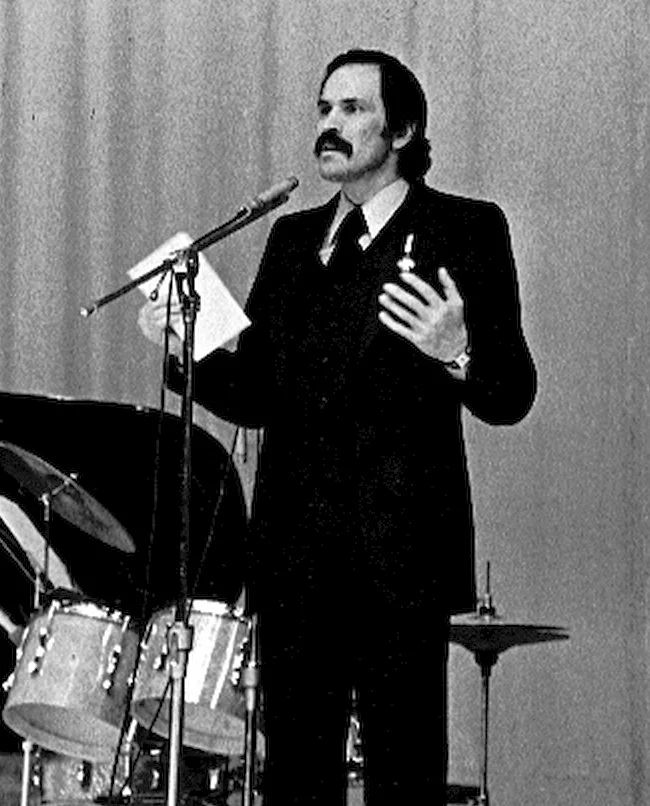Алексей Баташёв, 1978 (фото © Владимир Лучин)