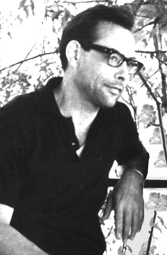 Игорь Сигов (фото ок. 1963)