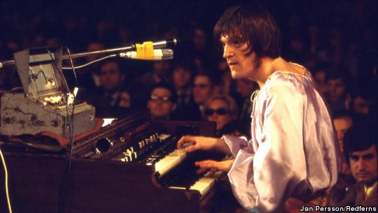 Brian Auger (фото: Jan Persson)