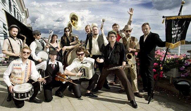 The Bad Ass Brass Band