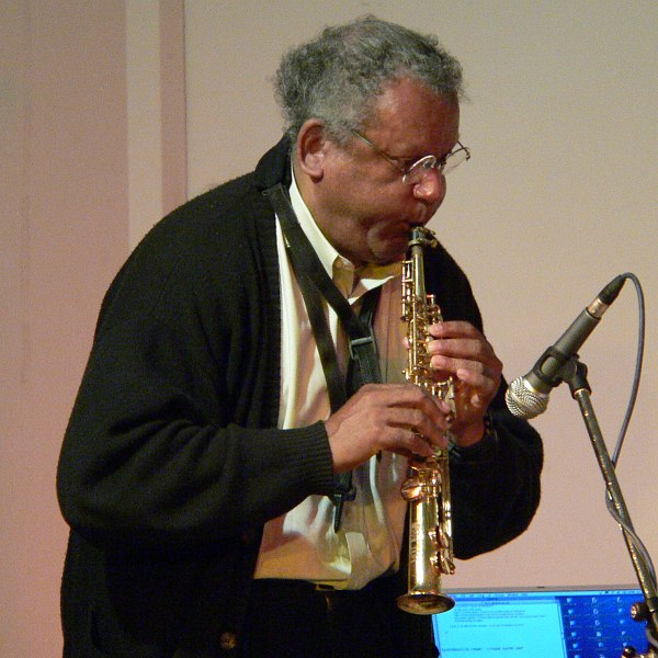 Anthony Braxton (фото: Кирилл Мошков, 2008)