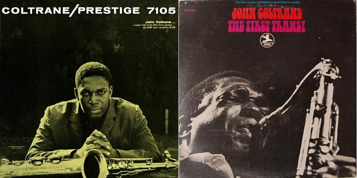 Coltrane / The First Trane!