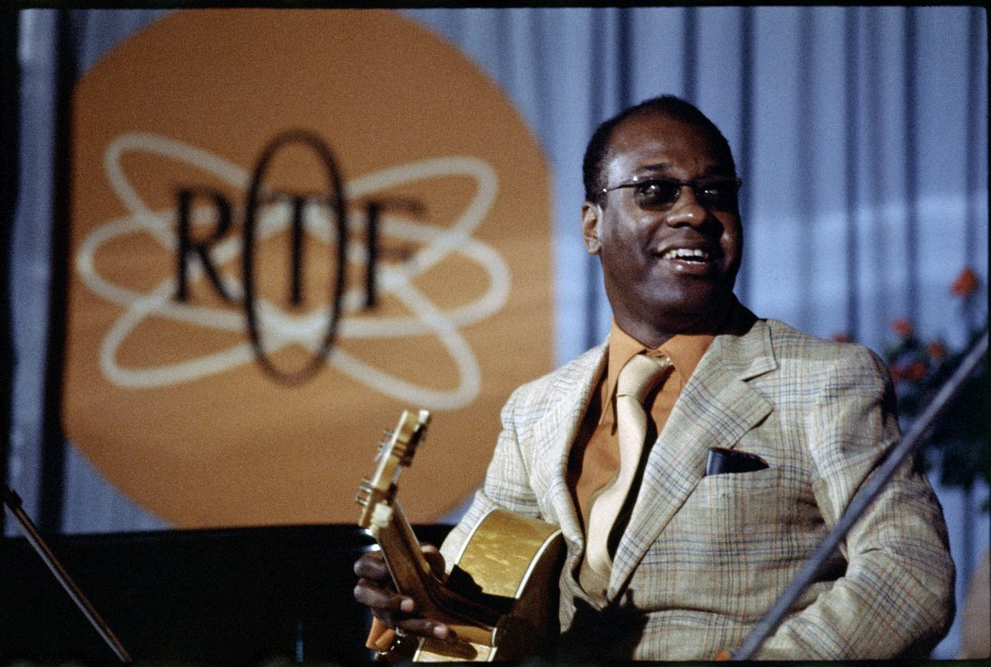 Grant Greet (Antibes Jazz Festival, 1970)