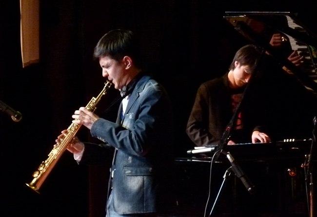 Jazzirama: Саидмурат Муратов, Санжар Нафиков. Фото © Кирилл Мошков, 2014