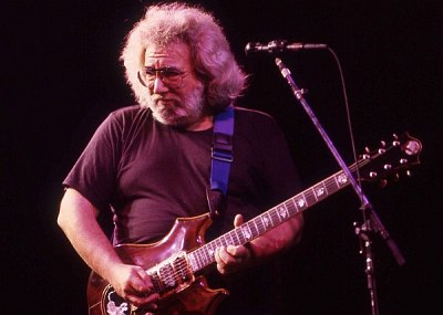 Jerry Garcia, by Clayton Call