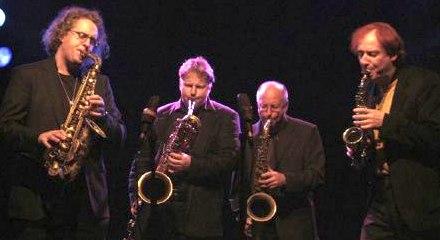 Kölner Saxophon Mafia