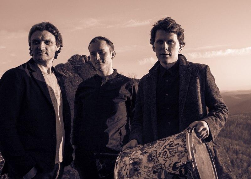 LRK Trio: Антон Ревнюк, Евгений Лебедев, Игнат Кравцов