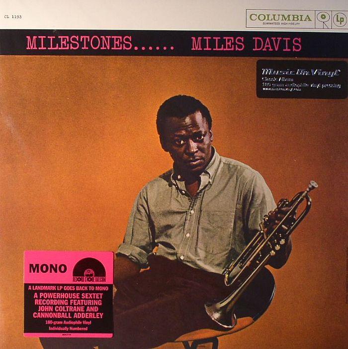 Обложка альбома «Milestones»