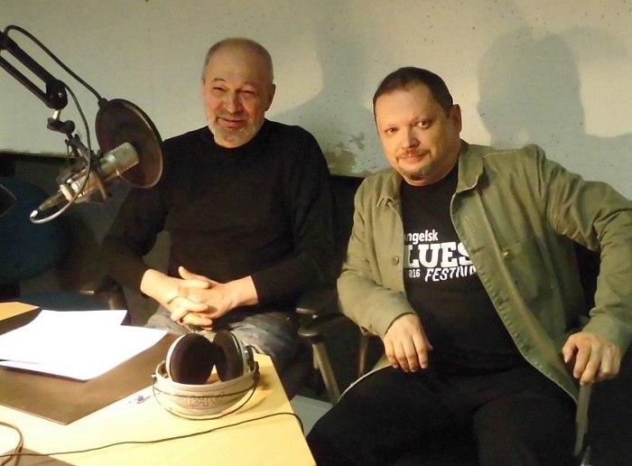 Михаил Митропольский и Кирилл Мошков поздравляют слушателей и читателей «Джаз.Ру» с 94-летием российского джаза