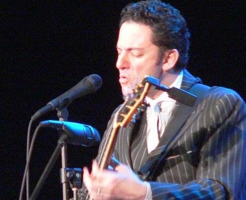 Джон Пиццарелли, 2007 (фото: Кирилл Мошков)