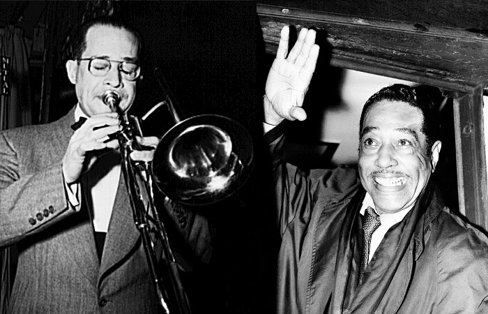 Juan Tizol, Duke Ellington