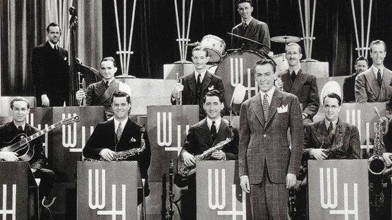 The Woody Herman Third Herd, июль 1955, Ньюпортский фестиваль - через пять недель после записи альбома «Road Band!»