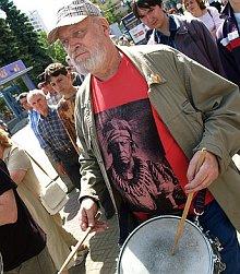 Боб Савин (фото: Алексей Гольянов, 2005)
