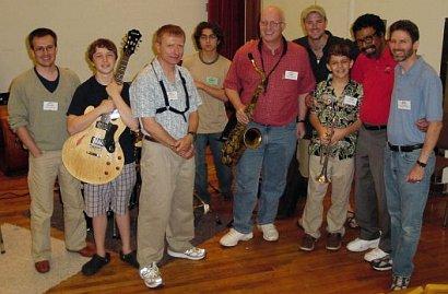 Учебный ансамбль Дэвида Бейкера, 2007