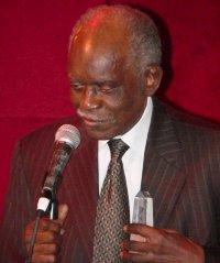 Хэнк Джонс на вручении Jazz Awards-2009