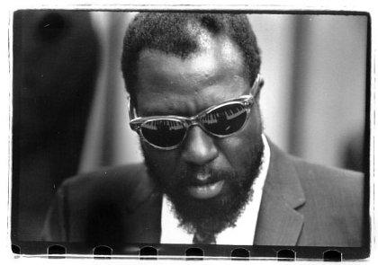 Thelonious Monk (C) Herb Snitzer