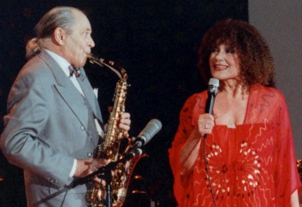 Sir John Dankworth & Cleo Laine