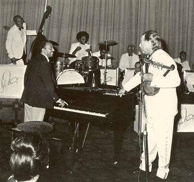 Mulatu Astatke, Duke Ellington