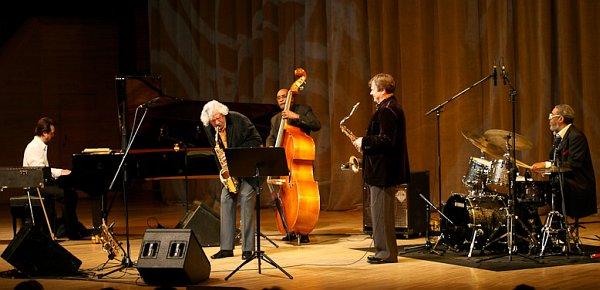 Gary Bartz Band (фото: Гульнара Хаматова)
