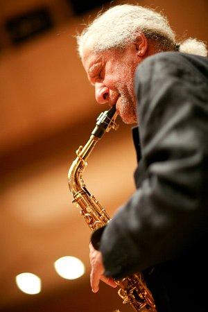 Gary Bartz (фото: Гульнара Хаматова)