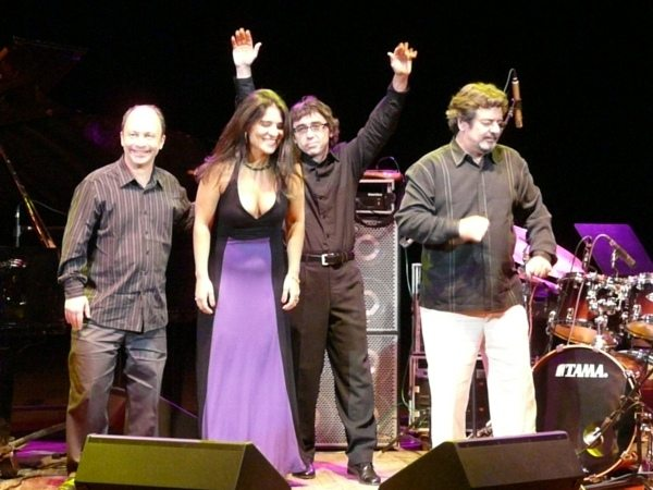 Brazil Bossa-Nova Quartet