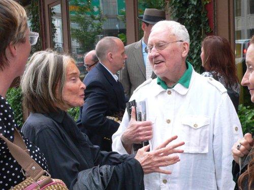 Sue Mingus, Lee Konitz