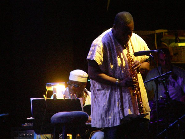 James Blood Ulmer, Antoine Roney