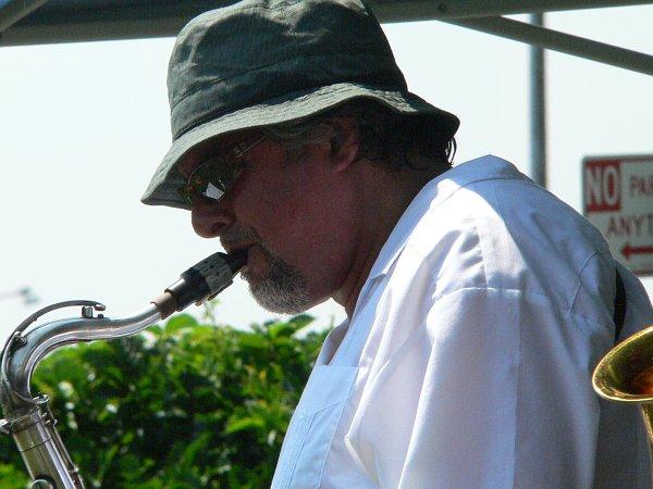 Tony Malaby