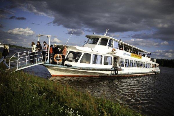 Традиционный джаз-пароход отправится в плавание 22 июня.