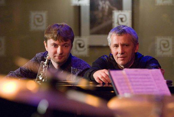 Алексей Круглов и Игорь Володин