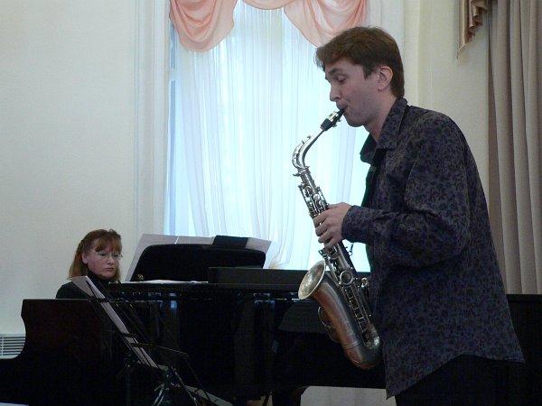 Наталья Румянцева и Алексей Круглов