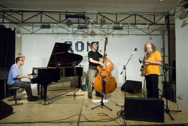 Matthew Shipp Trio (фото: Павел Корбут)