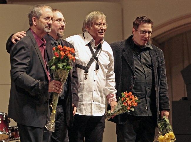 Organik Band (фото: Владимир Коробицын)