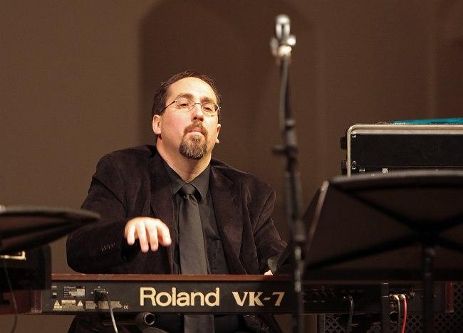 Ron Oswanski (фото: Владимир Коробицын)