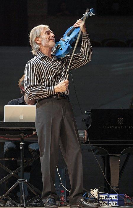 Jean-Luc Ponty (фото: Владимир Коробицын)