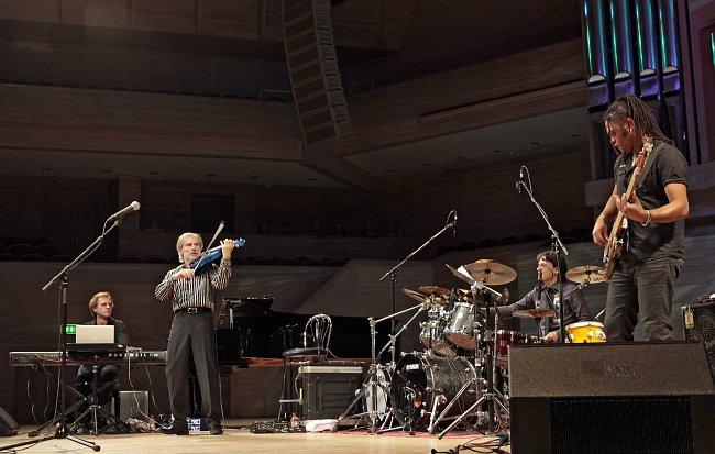 Jean-Luc Ponty Band (фото: Владимир Коробицын)