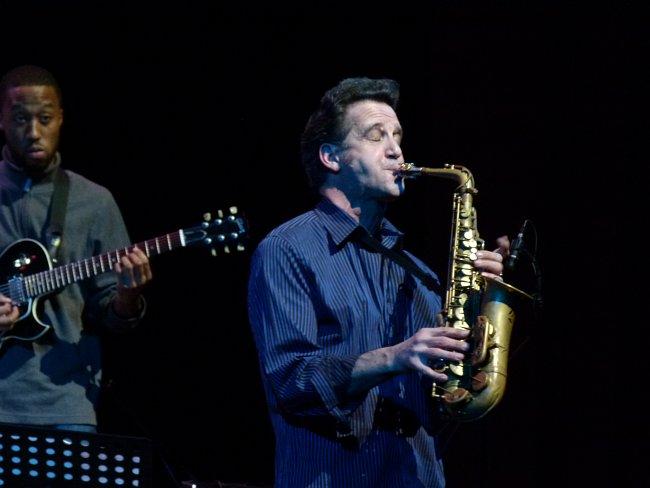 Don Wilson, Eric Marienthal