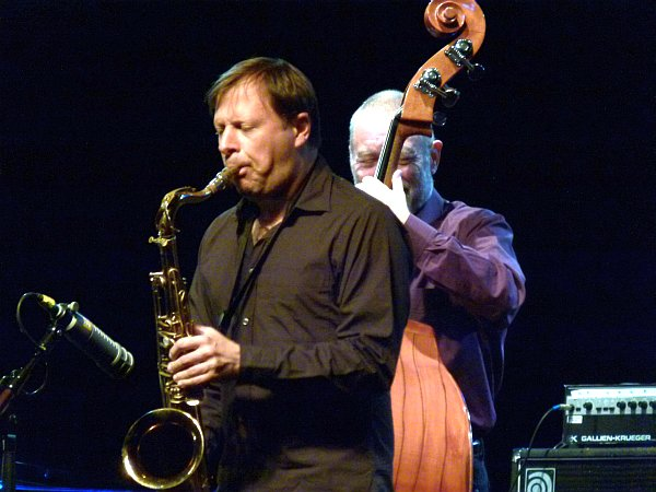 Chris Potter, Dave Holland