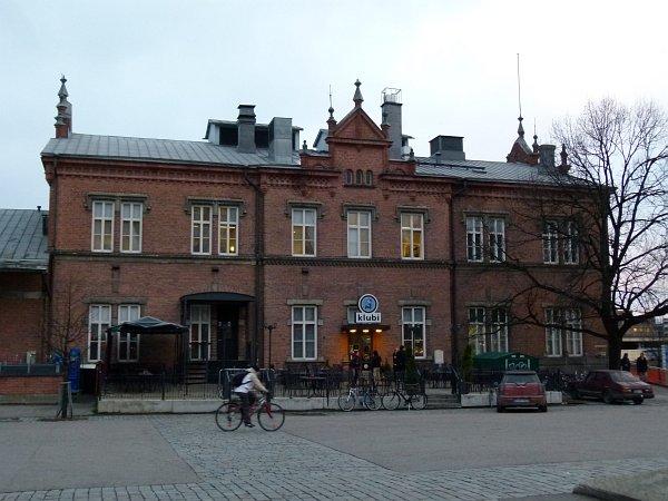 Klubi и фестивальный офис
