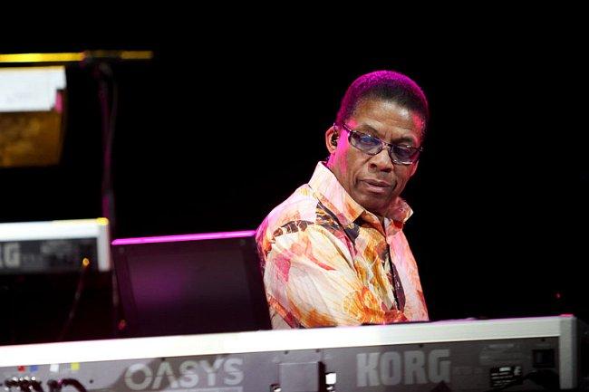 Herbie Hancock (фото: Гульнара Хаматова)
