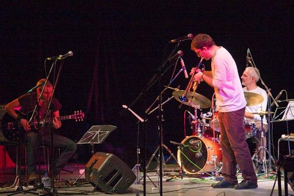 Interstellar Overdrive Trio