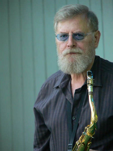 Lew Tabackin (фото: Кирилл Мошков, 2007)