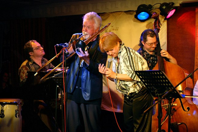 The Second Approach & Roswell Rudd, 2007