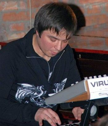 Николай Сидоренко