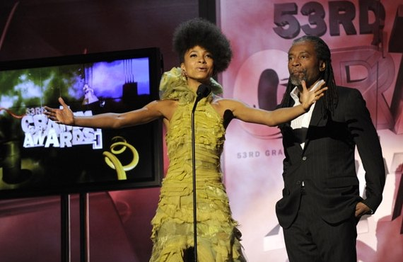 Esperanza Spalding & Bobby McFerrin, Grammy Gala