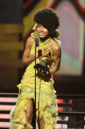 Esperanza Spalding (photo: WireImage.com )