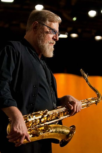 Lew Tabackin (фото: Павел Корбут)