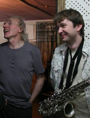 Владимир Тарасов, Алексей Круглов (фото: Софья Гаврилова)